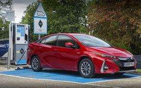Picture auto, photo, Toyota, Hybrid, Prius, Business Edition, 2019
