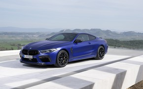 Picture Coupe, Competition, 2019, BMW M8, XDrive, F92
