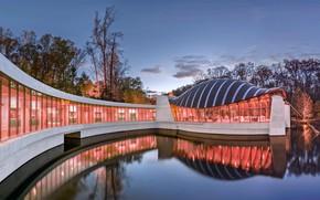 Picture USA, Museum, Arkansas, Crystal Bridges Museum of American Art, Bentonville