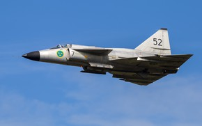 Picture Fighter, You CAN, Swedish air force, Can 37 Viggen