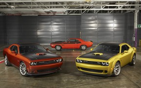 Picture Dodge, Challenger, 50th Anniversary Edition, 2019