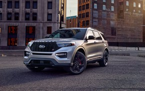 Picture Ford, Explorer, 2020, Explorer ST