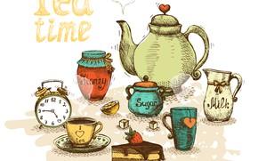 Wallpaper white, background, tea, texture, Tea, dessert, tim