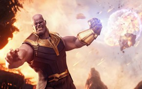 Picture Movie, Rage, Marvel, Comics, anger, Movie, Marvel, Thanos, antagonist, Thanos, the gauntlet of infinity, The …