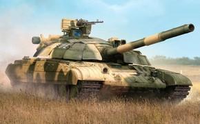 Picture Ukraine, main battle tank, Vincent Wai, MBT, MBT, APU, Т-64БМ Булат