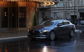 Picture Mazda, Mazda 3, 2020