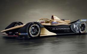 Picture 2018, Formula E, DS Motor, DS E-Tense FE 19