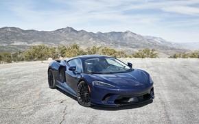 Picture McLaren, supercar, North America, 2020, McLaren GT