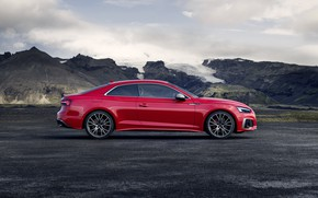 Picture Audi, TDI, side view, Coupe, Audi S5, 2020