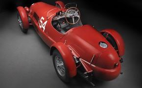 Picture Ferrari, Classic, 1947, Classic car, Sports car, Ferrari 166 Spyder Corsa, Ferrari 166