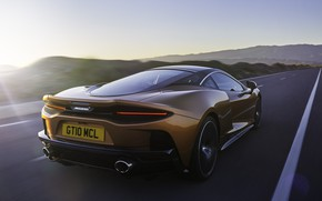 Picture McLaren, speed, supercar, 2019, McLaren GT