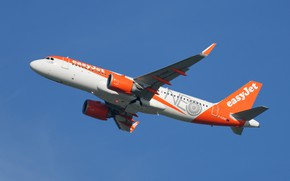 Picture Airbus, A320-214, EasyJet Airline