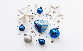 Picture toys, Christmas, new year 2020
