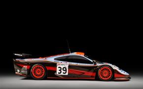 Picture McLaren, GTR, Profile, 24 Hours of Le Mans, 24 hours of Le Mans, McLaren F1, …