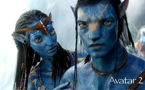 Picture Avatar, Avatar, Zoe Saldana, Sam Worthington, Zoe Saldaña, Avatar 2, Avatar 2, Samuel Worthington