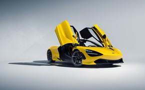 Picture McLaren, supercar, CGI, 720S, 2019