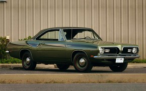 Picture Classic, Coupe, Barracuda, Plymouth, Formula S, 363