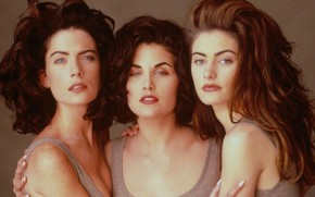 Picture Twin Peaks, Twin Peaks, Одри Хорн, Audrey Horn, Донна Хейвард, Shelly Johnson, Donna Hayward, Шелли …