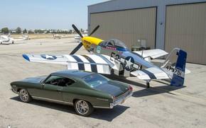 Picture Chevrolet, Classic, Malibu