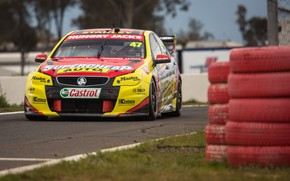 Picture Race, Race car, Vehicle, Holden Commodore