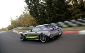 Picture Mercedes-Benz, Nurburgring, speed, PRO, AMG, GT R, 2019, Nordschleife, racing track