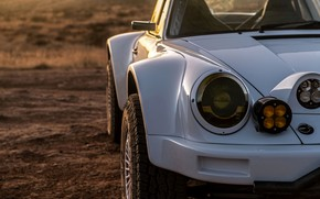 Picture 911, Porsche, before, bumper, 964, 2019, 911 Baja Prototype, Russell Built Fabrication