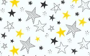 Wallpaper stars, background, texture, background, pattern, stars