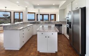 Picture photo, Design, Table, Kitchen, Interior