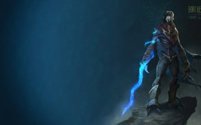 Wallpaper Figure, The game, Art, Art, Ghost, Character, Raziel, Raziel, Legacy of Kain, Video game, The ...