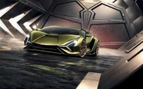 Picture machine, Lamborghini, Later