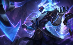 Picture being, League Of Legends, Thresh