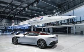 Picture Aston Martin, DBS, supercar, Superleggera, 2020, Concorde Edition