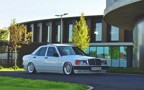 Picture Mercedes - Benz, w201, 190e, 1.8