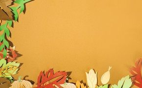 Picture autumn, leaves, background, colorful, background, autumn, leaves, autumn, paper, paper