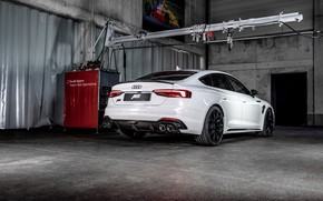 Picture Audi, rear view, RS5, ABBOT, Sportback, RS5-R, 2019