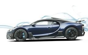Picture Bugatti, supercar, side view, Mansory, hypercar, Chiron, 2019, Centuria