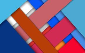 Picture color, strip, figure, layers