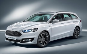 Picture auto, lights, Turnier, Vignale, Ford Mondeo