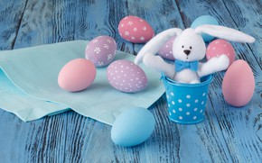 Picture holiday, spring, rabbit, Easter, egg