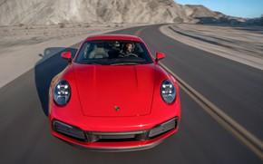 Picture red, Porsche, Porsche 911 Carrera S, Carrera S
