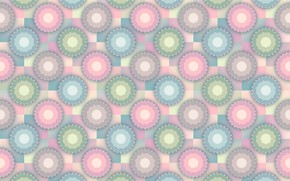 Picture circles, pattern, texture, pattern, seamless