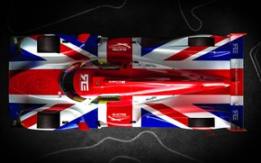 Picture Auto, Machine, The view from the top, Motorsport, Rendering, Silverstone, Illustration, Supercar, Sports car, WEC, ...