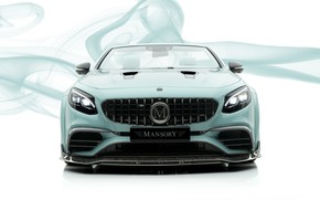 Picture Mercedes-Benz, AMG, Mansory, Cabriolet, S63, 2019, Apertus Edition
