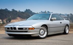 Picture BMW, COUPE, E31, 850i, 8-Series