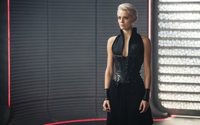 Picture woman, Wallis Day, In Krypton