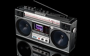 Picture Victor, Boombox, Game, RC-M50, (JVC)
