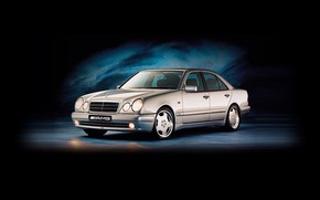 Picture amg, mercedes e50, e series