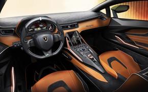 Picture Lamborghini, the wheel, supercar, salon, 2019, Later, Sian