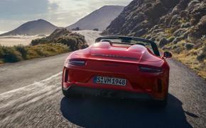 Picture 911, Porsche, Speedster, 2019
