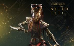 Picture Assassin's Creed Origins, The Curse Of The Pharaohs, Nefertiti